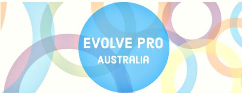 Evolve Pro Australia with Kathy Wooller