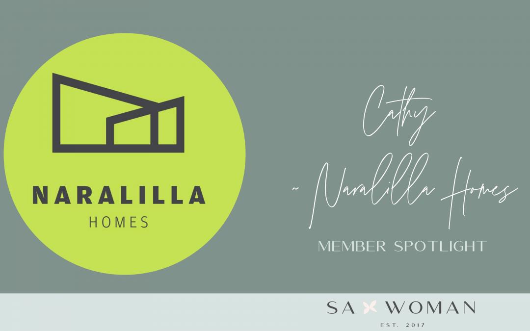Cathy Lunnay of Naralilla Homes