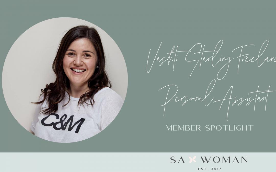 Meet Vashti from Vashti Starling Freelance Personal Assistant