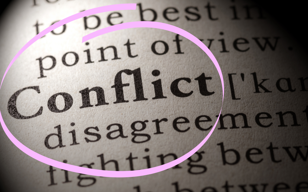 Kathryn Hallett from Hallett Law talks confidence with conflict.