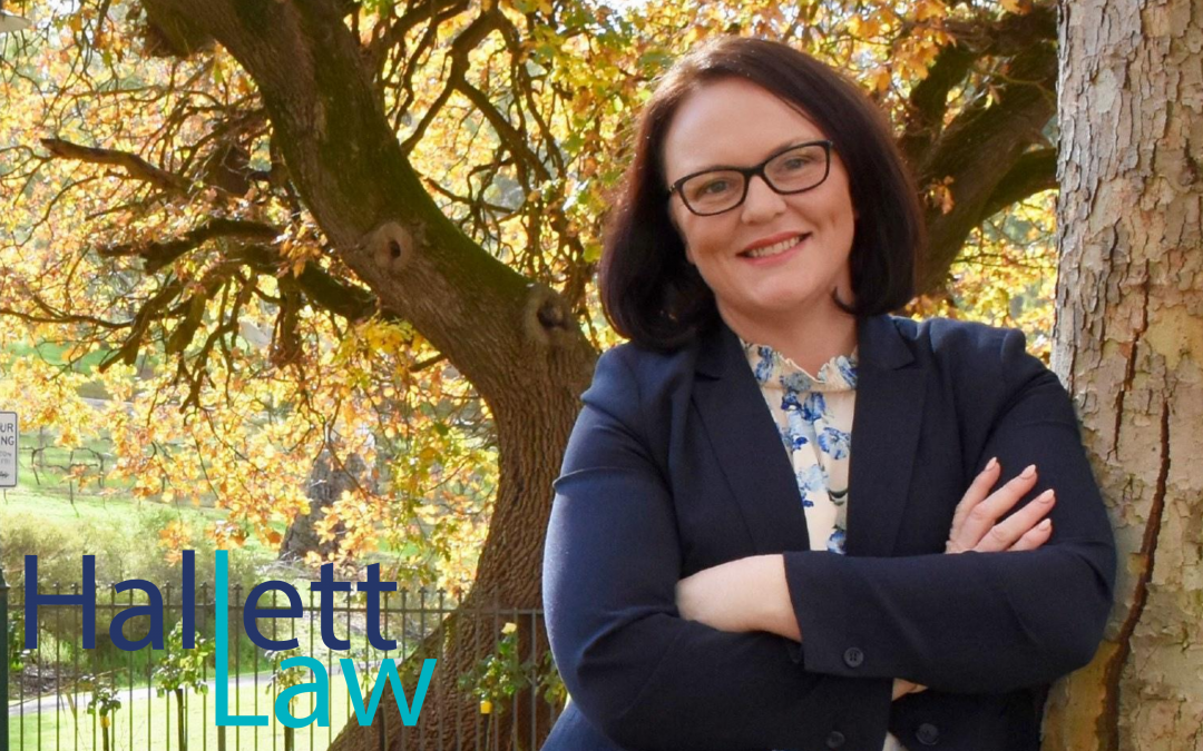 Business Partner of the Month – Hallett Law