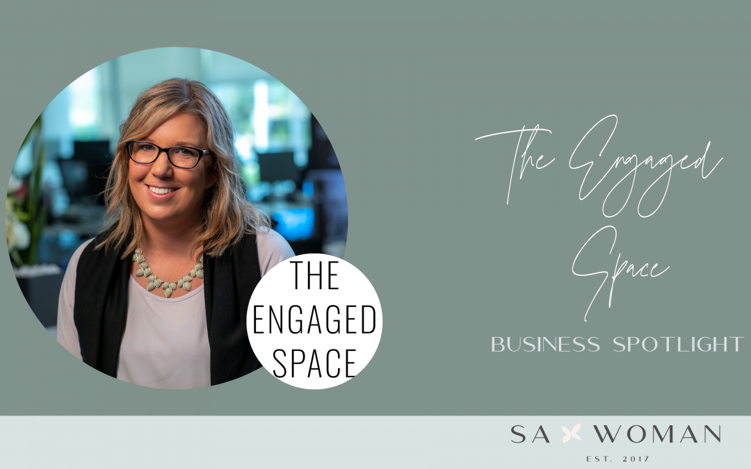 Meet SAW Business Partner for September - Jos Hutchinson from The Engaged Space