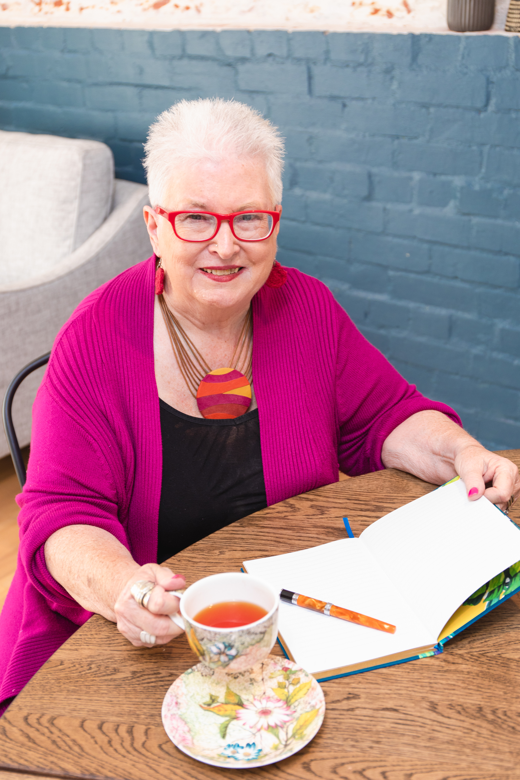 Nan Berrett from Word Solutions