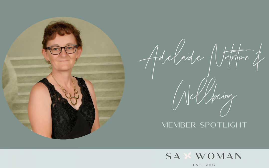 Meet Mary-Anne Bennett from Adelaide Nutrition & Wellbeing