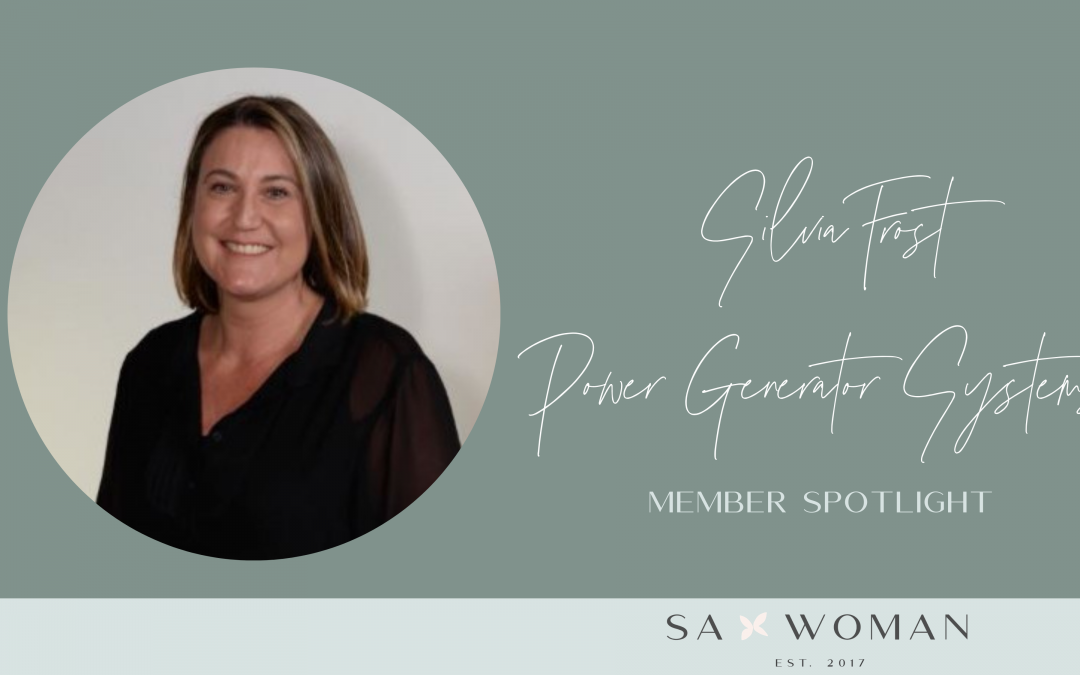 Meet Silvia Frost from Power Generator Systems