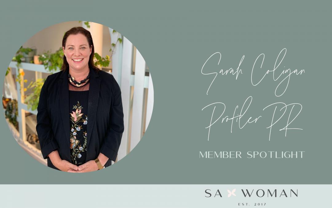 Meet Sarah Coligan from Profiler PR