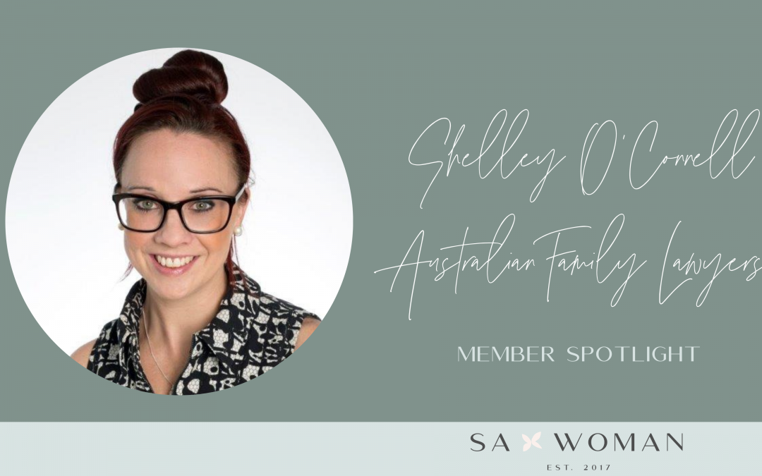 Meet Shelley O'Connell from Australian Family Lawyers