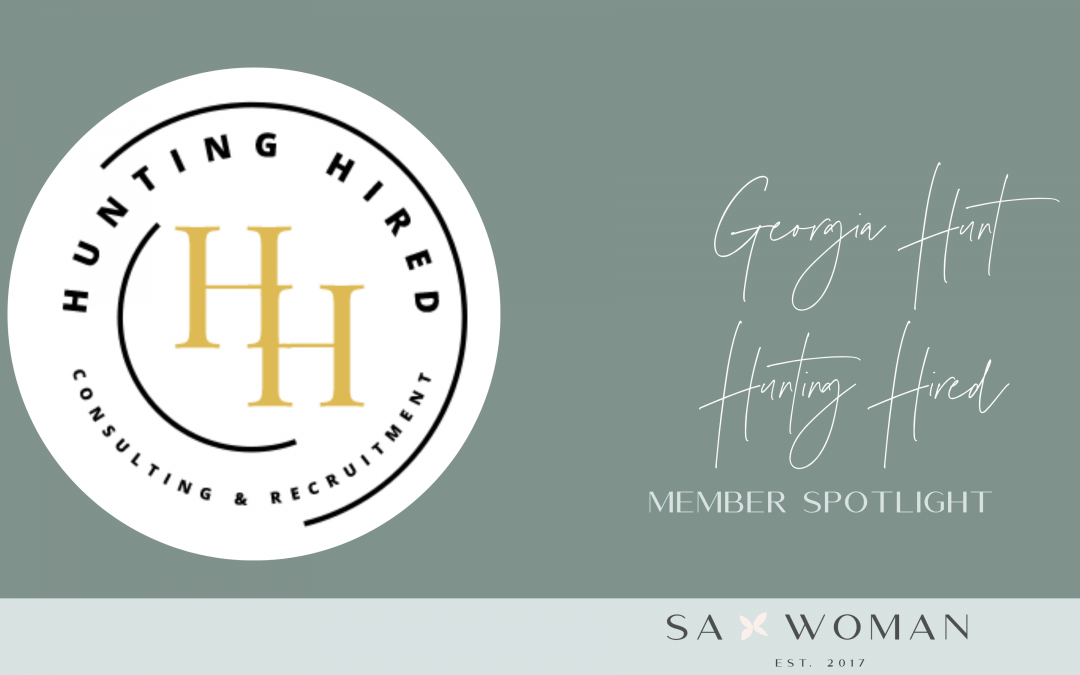 Meet Georgia Hunt from Hunting Hired