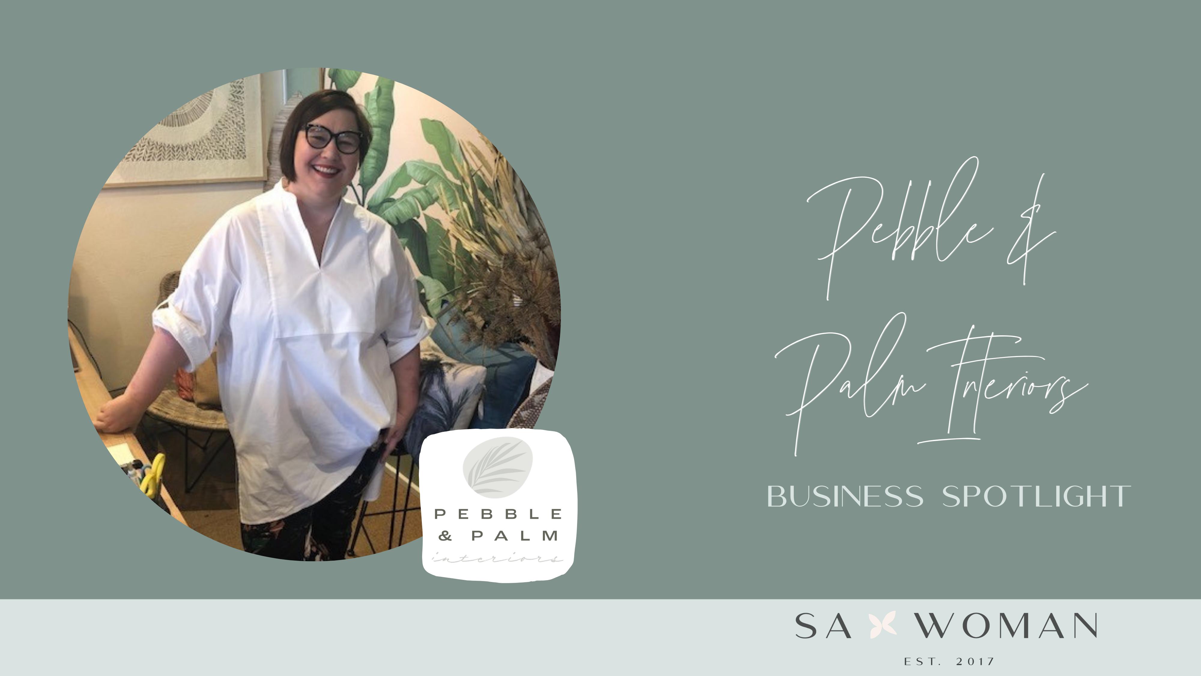Meet Amanda Ewbank from Pebble & Palm Interiors