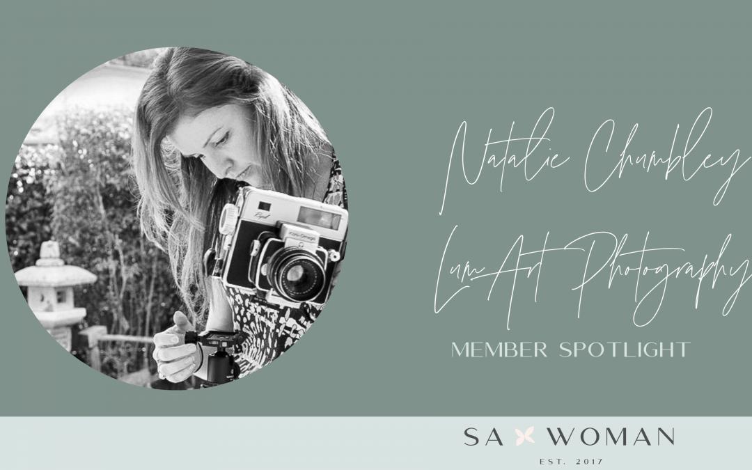 Meet Natalie Chumbley from LumArt Photography