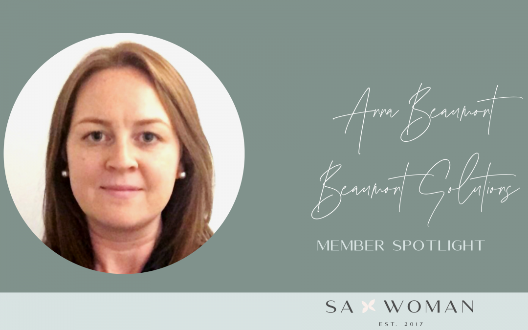 Meet Anna Beaumont from Beaumont Solutions