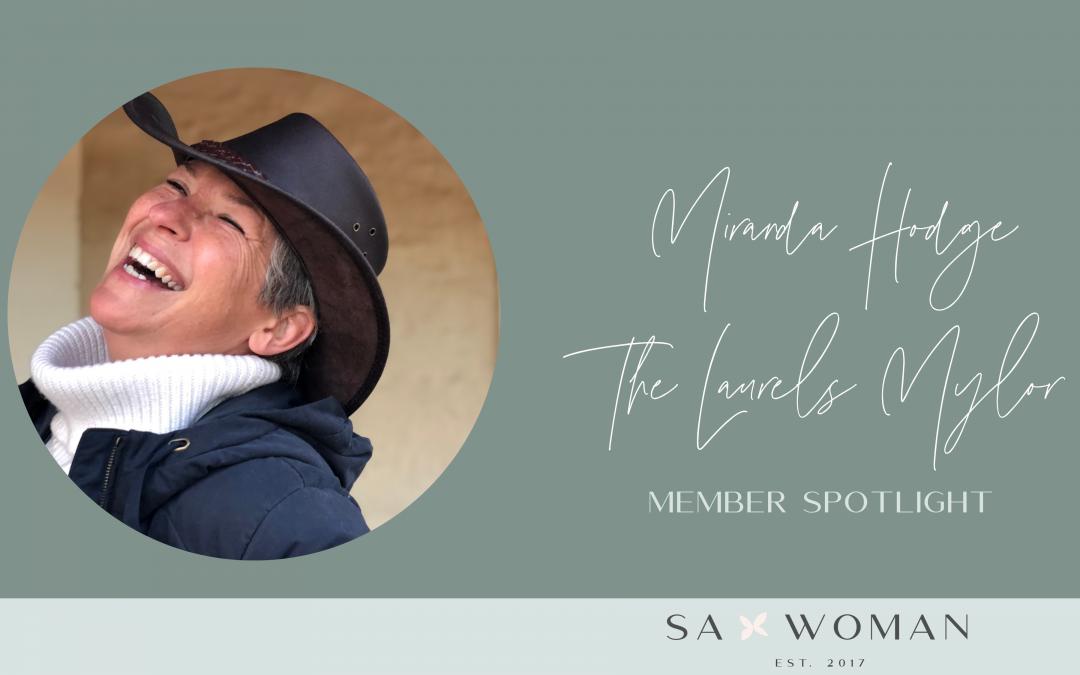 Member Spotlight: Miranda Hodge, Havannah Boat House & The Laurels – Mylor