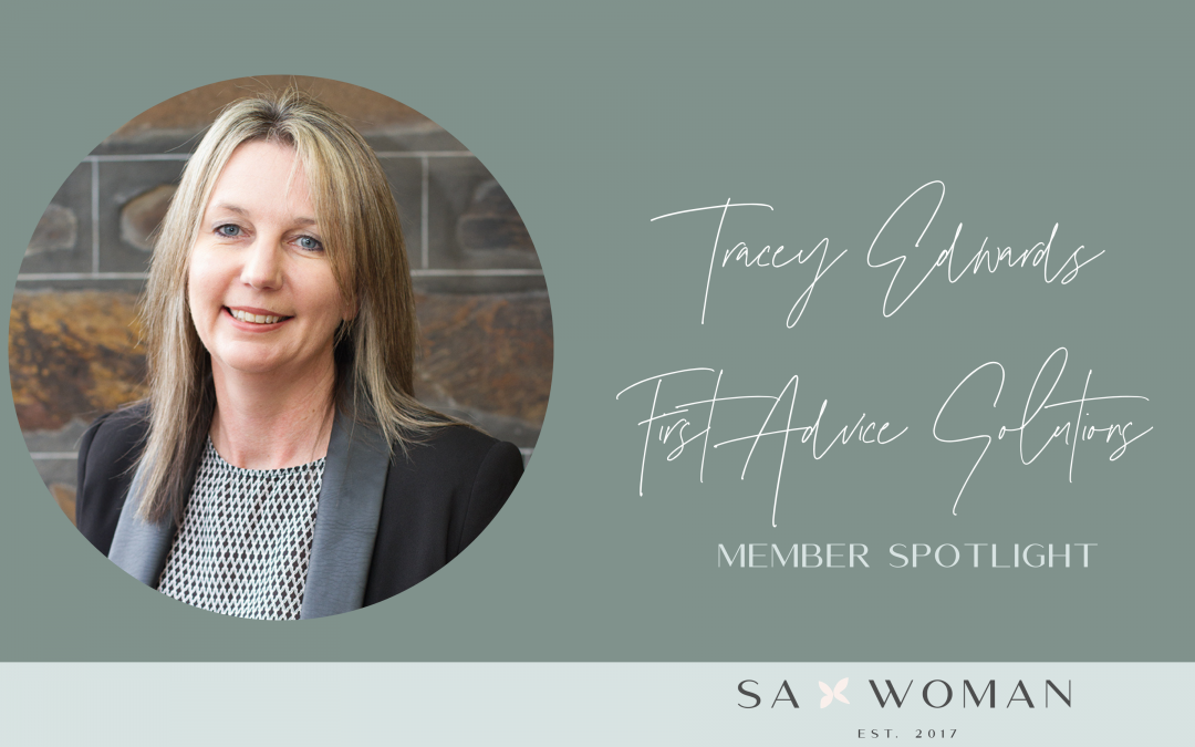 Meet Tracey Edwards from First Advice Solutions