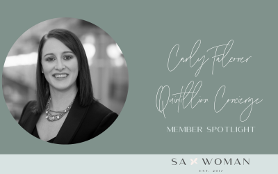 Member Spotlight: Carly Falconer, Quintillion Concierge