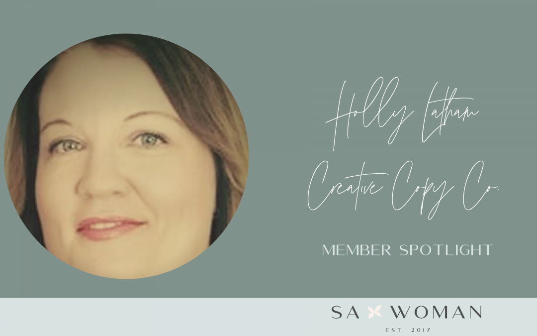 Member Spotlight: Holly Latham, Creative Copy Co.