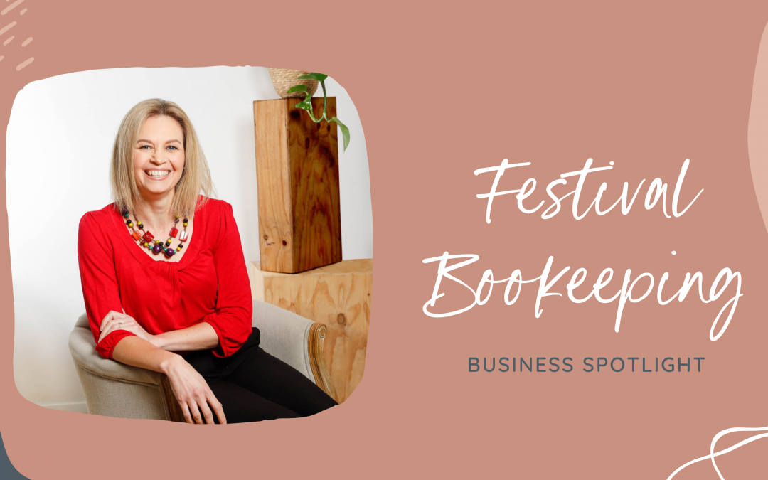 Business Partner of the Month – Festival Bookkeeping