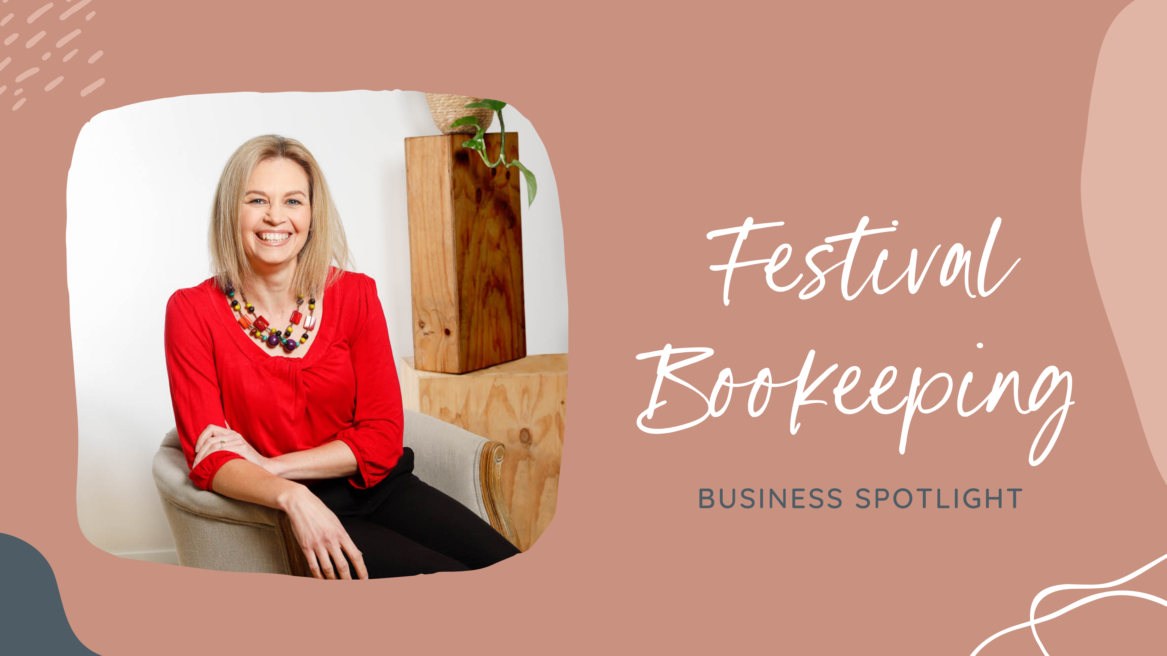 Meet Sarina Abbott from Festival Bookkeeping