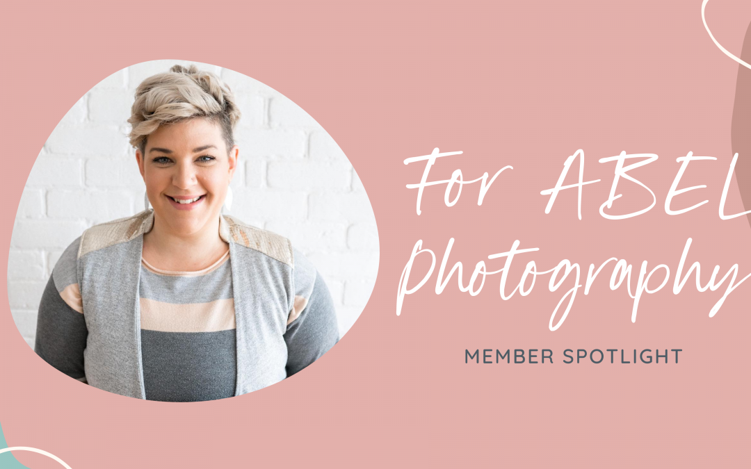 Meet Lydia Kalleske from For ABEL Photography