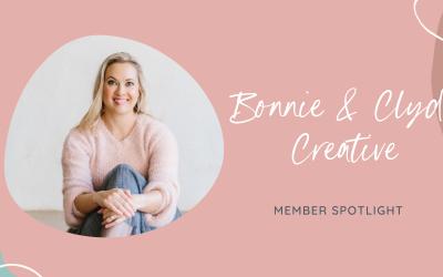 Member Spotlight: Bonnie Chapple, Bonnie & Clyde Creative