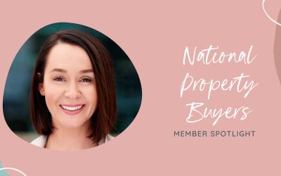 Member Spotlight: Katherine Skinner, National Property Buyers