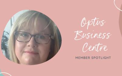 Member Spotlight: Jenni Taylor-Pal, Optus Business Centre Adelaide South