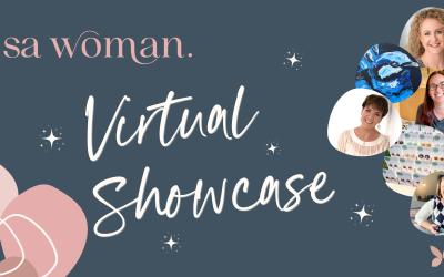 SA Woman Virtual Showcase