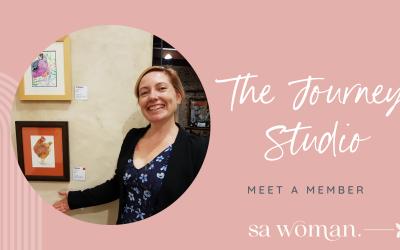 Member Spotlight: Meg Mader – The Journey Studio