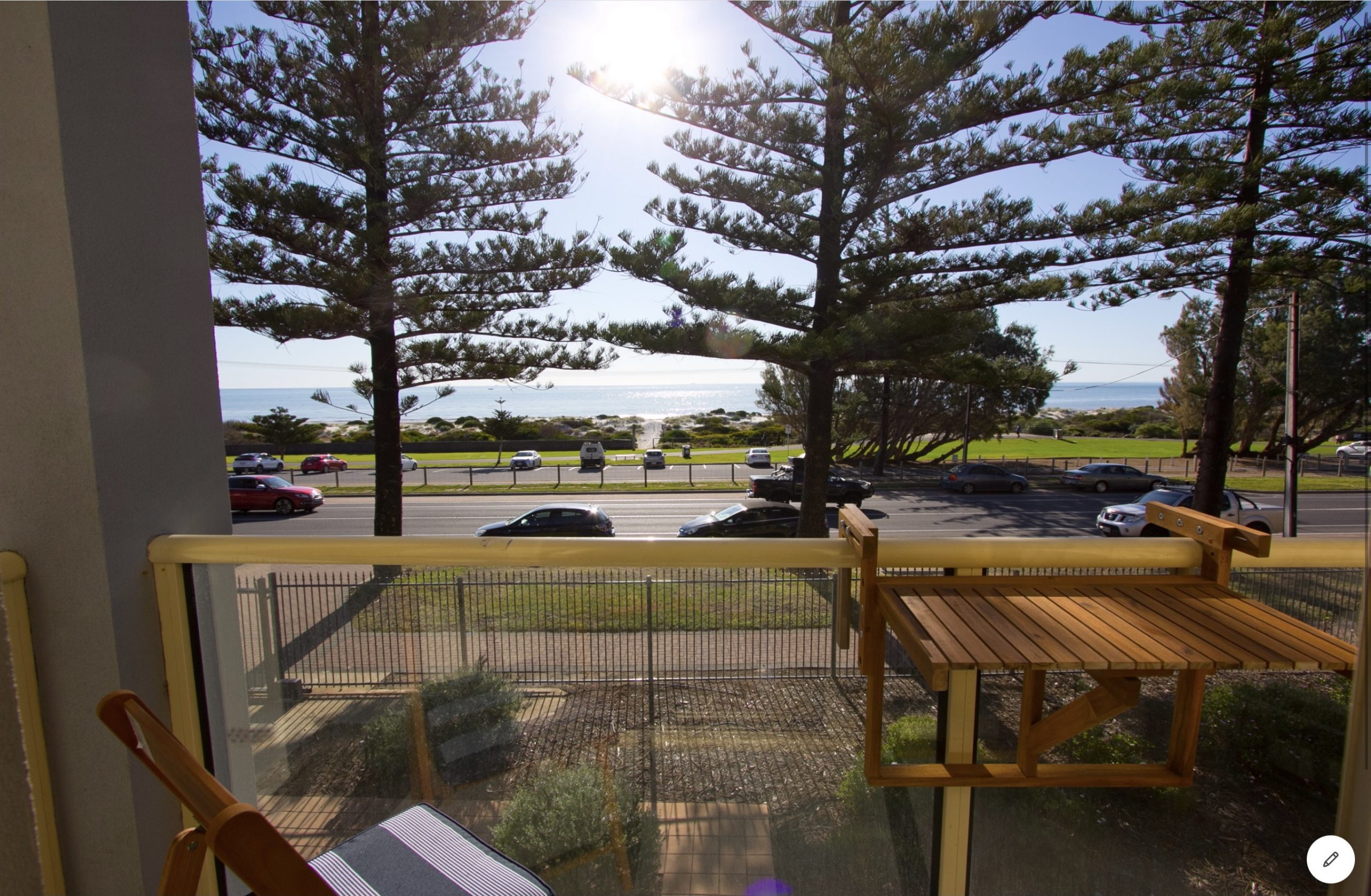 Book your next Staycation at Esplanade Semaphore!