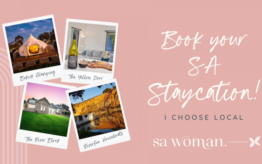 Book your next Staycation with an SA Woman!