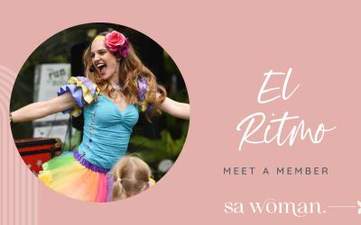 Member Spotlight: Valeria Alonsa – El Ritmo